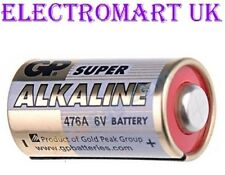 GP476A 476A PX28 28A 4LR44 6V ALKALINE BATTERY
