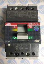 ABB SACE Tmax T1C 160  3 Phase Circuit Breaker 32A