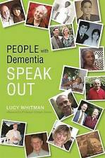 People with Dementia Speak Out by Jessica Kingsley Publishers (Paperback, 2015)