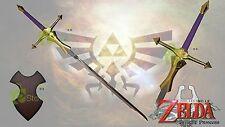 "41"" Princess Legend of Zelda's Royal Gold /Purple handle Twilight Master Sword"