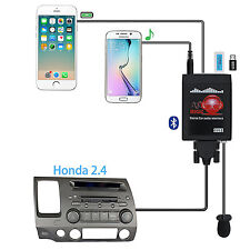Car Radio MP3 Player USB/AUX 3.5mm in Adapter With Bluetooth For Accord Civic