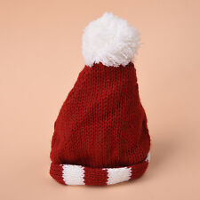 Cute Handmade Fashion Knitted Red Hat Cap Clothes for 18 inch Doll Girl's toys