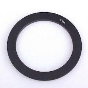67mm Metal Ring Adapter For Cokin P Series Filter Holder UK Seller