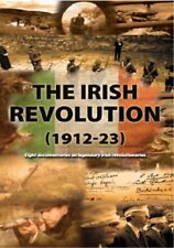 The Irish Revolution [1912-23] | NEW SEALED DVD BOXSET 6 DISCS History, Politics