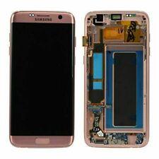 Ecran Samsung Galaxy S7 Edge (sm-g935f) Display Screen Rose