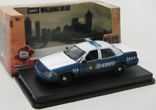 Ford Crown Police ( The Walking Dead ) Greenlight 1:43