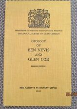 Geology of Ben Nevis and Glen Coe, Geological Survey of Great Britain