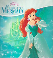 Disney Princess THE LITTLE MERMAID New 2016 Parragon paperback Class Collectable