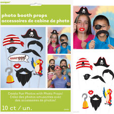 10 Pirate prop booth party props birthday moustache unique stats decor wedding b