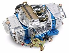Holley 0-76850BL 850CFM Blue Ultra Double Pumper Factory Refurbished 4bbl