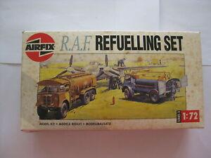 1|72 Model Royal Air Force Refuelling Set Airfix D10-2179