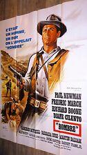 HOMBRE ! paul newman   affiche cinema western 1967