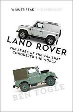 Land Rover by Ben Fogle BRAND NEW BOOK (Paperback 2017)