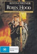 ROBIN HOOD Prince Of Thieves DVD NEW Extended Ed. KEVIN COSTNER Alan Rickman R4