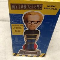 MythBusters Adam Savage Talking Bobblehead