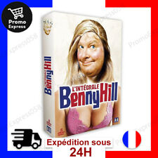 Collection Benny Hill - Lintégrale - Coffret DVD