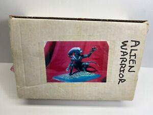 Vintage Billiken Resin Alien Warrior Resin Model Kit No Reserve