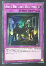 ARTE RITUALE URGENTE  in Italiano Super Rara SHVA-IT060 YUGIOH