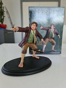 Statue Weta Bilbo Baggins Lotr