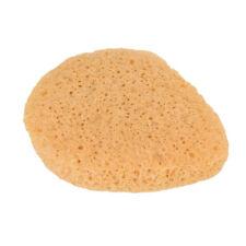 Drop Shape Natural Konjac Facial Puff Face Cleanse Washing Sponge Exfoliator 3c Yellow