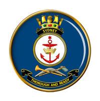 Hmas Sydney Royal Australien Marine Broche Badge