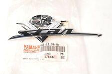 Genuine Yamaha 5KS-2416B-10-00 Tank Emblem Badge V-Star 1100 2002-2003 XVS1100
