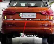Cornice Profilo Cromato Cromo Baule Portellone Portabagagli Inferiore  AUDI Q3,