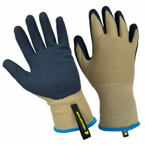 Clip Glove Bamboo Fibre Garden Gloves - Mens Gardening Gloves - Garden Gifts M&L
