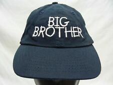 BIG BROTHER - SMALL/LADIES FIT - ADJUSTABLE STRAPBACK BALL CAP HAT!