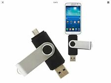 2TB Flash Memory Stick USB + Micro USB 2.0 for Android,Tablets & PC