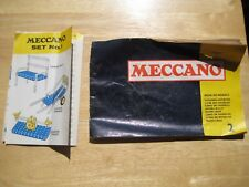 Meccano Booklet No 2 and meccanno set no 2 .