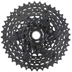 Sunrace M680 Shimano 8 Speed Bicycle Cassette Freewheel 11-40T Black