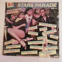 "33T STARS PARADE Vol 4 Vinyle LP 12"" 16 HITS SUCCES - L'ITALIANO - CARRERE 63089"