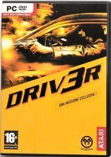 Gioco Pc Driv3r (Driver 3) - Atari Usato