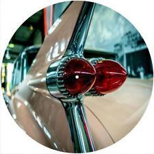 "Slipmat Slip Mat for 12"" Turntable LP DJ Record Player CLASSIC 59 Cadillac Car"