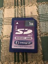 integral 1gb sd card