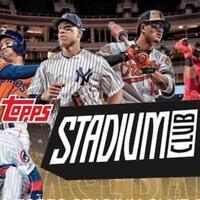 2018 Topps Stadium Club Baseball Chrome Pick From List