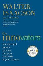 Walter Isaacson - The Innovators (Paperback, 2015) ** Like New **