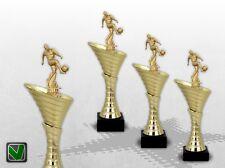 Fussball Pokale 3er Pokalserie Fussball OLYMP mit Gravur Pokale günstig kaufen
