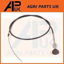Engine Stop Cable 1400mm Ford New Holland 2000,3000,4000,5000,7000,TW Tractor