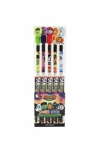 Halloween Smencils - HB #2 Scented Pencils, 5 Count, Gifts for Kids, School S...