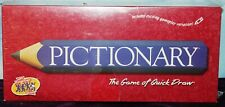 Hasbro Pictionary The Game of Quick Draw Gameplay 2000 New & Sealed