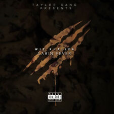 Wiz Khalifa - Cabin Fever 3 Mixtape CD