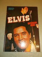 Elvis Special 1981:  original hardback in great condition