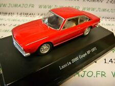 STA11 voiture1/43 STARLINE models : LANCIA 2000 coupé HF 1971 rouge