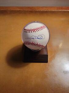Gary Sheffield New York Yankees Autographed Baseball- Steiner Cert & SHEFF Cert