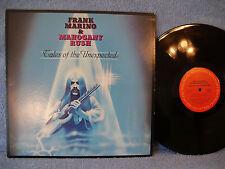 Frank Marino/Mahagony Rush, Tales of the Unexpected, Columbia JC 35753 Rock 1979
