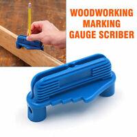 Multifunction Center Scriber Woodworking Marking Center Finder Tool Wood Gauge