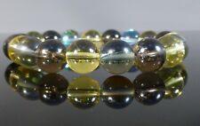 Citrine Quartz Bracelet Gemstone Chakra Crystal