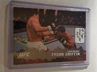 2009 Topps UFC Silver 188 #60 Tyson Griffin